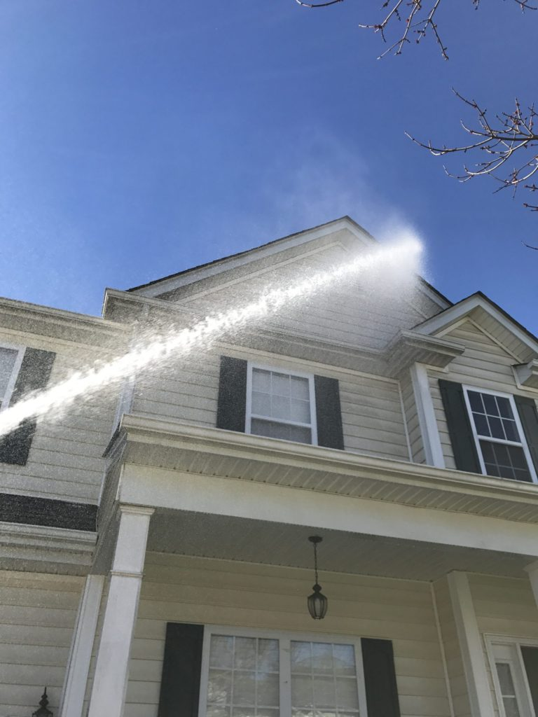 House Washing Soft Wash Siding Cleaning